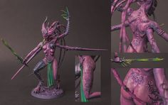 Greater daemon of slaanesh - Форумы портала WARFORGE