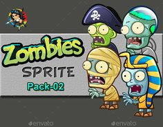 "Check out new work on my @Behance portfolio: ""Zombies Sprite Sheets Pack-02"" http://be.net/gallery/45807445/Zombies-Sprite-Sheets-Pack-02"