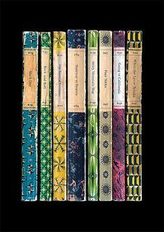 Led Zeppelin IV Album As Books Poster Print by StandardDesigns