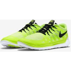 Nike Free 5.0 Men's Running Shoe ($100) ❤ liked on Polyvore featuring men's  fashion