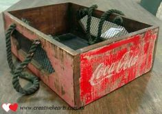 Wooden Crate Coca Cola box 14x44x30cm This is a truly timeless prop piece if you are a event stylist prop stylist or visual merchandiser or vintage enthusiast! These coca cola wooden crates are here to make your day! Use as a serving tray a prop or for serving up treats or favours at an event! Size 14 x 44 x