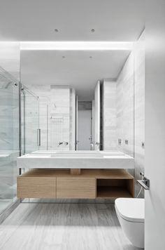 Modernist Apartment Renovation in Madrid by Lucas y Hernandez-Gil.