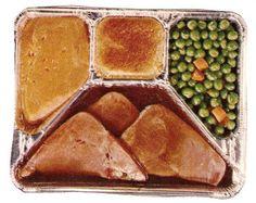 5) Frozen TV Dinners