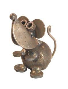 Follow us to http://freecycleusa.com Metal Church Mouse
