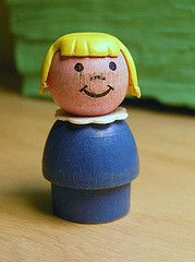 The Fisher Price people; now that will bring you back!