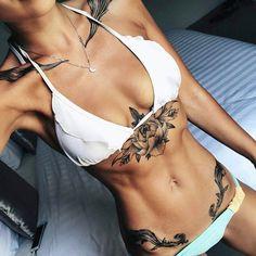 Amazing Tattooed Fitness Girls & Women Daily Pictures. Motivation... Inspiration... Beauty. #fitgirl #fitnesstattoo #girlswithtattoos #inkedbabes #inkedgirl #tattooedmodel #tattoogirl #tattoo