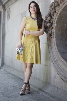 Spring Dresses + Spring Outfit Ideas + Feminine Dress + Fashion Blogger Style + Street Style Photography