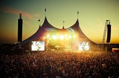 Balaton Sound Festival: a rare mix of cool music, warm weather and the ultimate lakeside location. Hungary