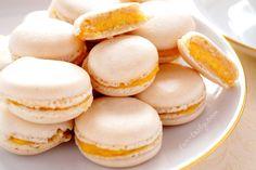 Французское миндальное пирожное Macarons