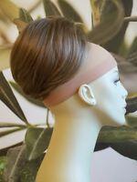 Long Wigs, Short Wigs, Bun Hair Piece, Hair Pieces, Short Hair Lengths, Short Hair Styles, White Fascinator, Medium Brown, Hair Medium