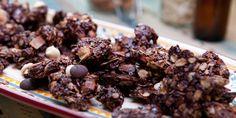 Chocolate-Coconut Granola-Bobby Flay