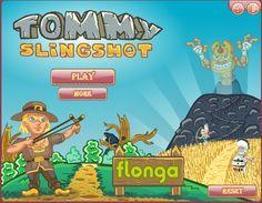 Tommy slingshot
