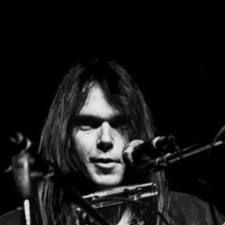 ... Neil Young - when he was young ...