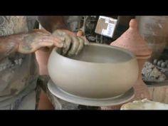 Curso Moldagem em Cerâmica para Peças Decorativas - Garrafa - Cursos CPT - YouTube