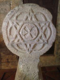 Decoracion gotico mudéjar, S. XIV-XV. Lizoain, Nafarroa.
