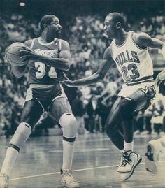 MJ on MJ
