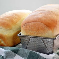 Julia Child's White Sandwich Bread.
