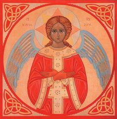 Ikona symboliczna Chrystus Święta Cisza (tabernakulum kaplicy Karmelu Miłości Miłosiernej) Zdjęcie 60 z 85