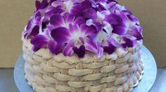 Orchid basket by JLassan Designs