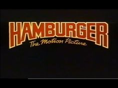 Hamburger: The Motion Picture (1986) FULL MOVIE Hamburger: The Motion Picture (1986) https://www.youtube.com/watch?v=HBSla8UDqwY  Comedy [USA:R, 1 h 30 min] www.AntonPictures.com Leigh McCloskey, Dick Butkus, Randi Brooks, Chuck McCann Director: Mike Marvin Writer: Donald Ross