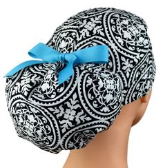 Huge selection of stylish fabric surgical scrub caps and chemo hats for women. Perfect fit, adjustable, Made in the USA. Scrub Caps, Vera Bradley Backpack, Hats For Women, Ponytail, Scrubs, Baby Car Seats, Fashion Brands, Perfect Fit, Topshop