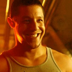 Theo Rossi in series 'Terminator The Sarah Connor chronicles.'
