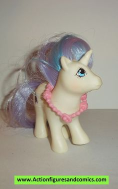 my little pony BABY MOONDANCER mlp vintage 1995 ponies g1 generation 1