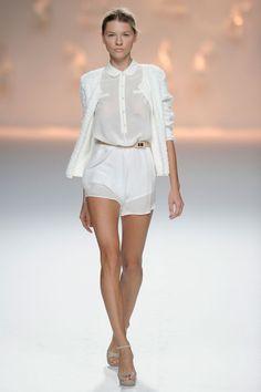 white suit - so fresh for spring/summer