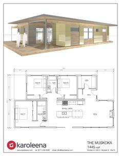 Container House - Container House - Signature Series - Karoleena Who Else Wants Simple Step-By-Step Plans To Design And Build A Container Home From Scratch? - Who Else Wants Simple Step-By-Step Plans To Design And Build A Container Home From Scratch? Luxury House Plans, Modern House Plans, Small House Plans, Modern House Design, Building A Container Home, Container House Plans, Container House Design, Container Homes, Modular Home Floor Plans