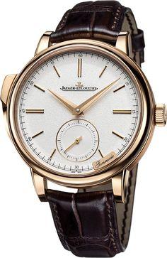 La Cote des Montres : La montre Jaeger-LeCoultre Master Grande Tradition à Répétition Minutes - L'art horloger en mode majeur