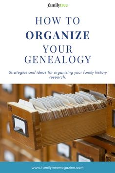 Get your genealogy workspace, files, research and photos organized with these timeless strategies and ideas! Genealogy Organization, File Organization, Native American History, American Indians, Family History, Research, Organize, Victorian Ladies, Humor