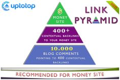 Quality Link Pyramid Service.