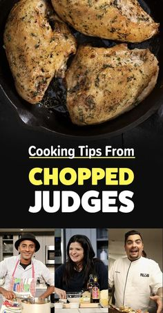 """12 Clever Cooking Tips I Learned From The """"Chopped"""" Judges"""