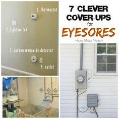 7 Ways to Hide Eyesores