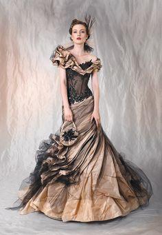 свадебные платья 2015 рыбка