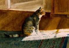 Don Rankin's Watercolor Studio..painting tips