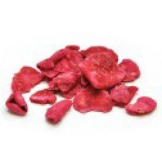 Crystallized Rose Petals