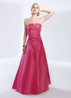 A-line strapless neck gorgeous taffeta with home coming dress  Read More:    http://www.weddingscasual.com/index.php?r=a-line-strapless-neck-gorgeous-taffeta-with-home-coming-dress.html