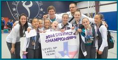 When you work as a team, there is nothing you can't achieve!  http://www.championswestlake.com/programs/competitive-gymnastics-team/  #ChampionsWestlake #NitroCompetitiveTeam #Gymnastics