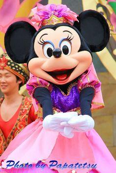 Minnie  Tokyo disney sea