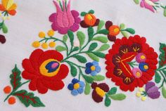 Wonderful hungarian embroidery Matyo for your by NeedleandMagic