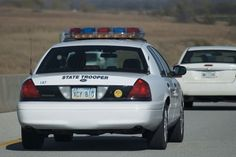 Kansas police forced to remove Bible verse from patrol car following atheist group's complaint