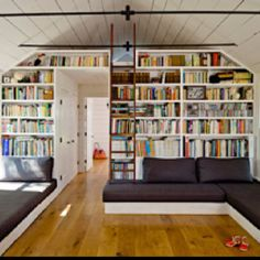 1000 Images About Loft Library Design On Pinterest