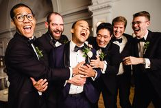 Pro tip: get some pals who are going to be this excited for you on your wedding day. 🕺 Couple: K+A Planner: Loreal Photo: Polyakov Photography #candyandco #candyandcoweddings #candyandcoevents #weddingplanner #dcweddingplanner #dcwedding #groom #groomsmen #weddingday #friends Wedding Wear, On Your Wedding Day, Dc Weddings, Loreal, Groomsmen, Wedding Planner, Couples, Friends, How To Wear
