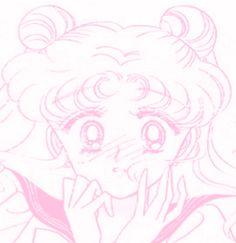 Sailor Moon Aesthetic, Aesthetic Anime, Pink Filter, Moon Icon, Sailor Moon Usagi, Sanrio Hello Kitty, Cute Icons, Swagg, Manga Art