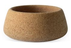One Kings Lane - Objects Handcrafted to Last - Angled Cork Bowl, Large