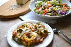 Potato, Broccoli, and Ham Bake