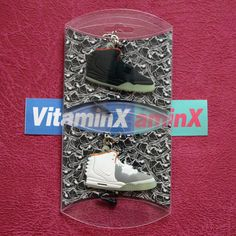 best service 8cc02 1f194 Air Yeezy KeyChain (2 Colors)