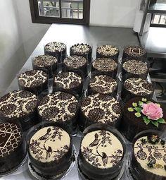 Cake stencil, chinese pattern