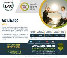 Inscríbete en el curso Facilitango con #EANL3.